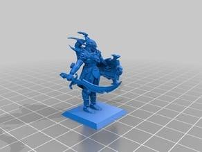 Black Luster Soldier (See Description!) - Yu-Gi-Oh! Duel Links Figure