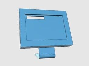 3.5'' LCD Case for Raspberry-Pi Display (RPi LCD V3.0 480x320px)