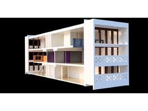 Unite d'Habitation: Le Corbusier