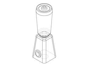 Doll House Blender / Mixer
