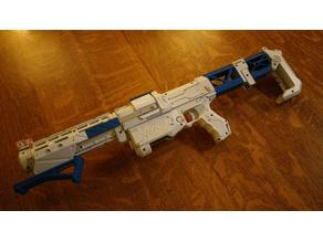 Nerf Recon-Stock Supports (Pre-Recall)