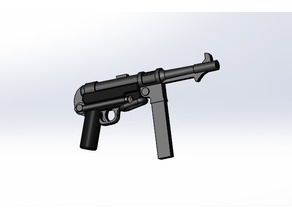 MP40 for Lego Minifigures