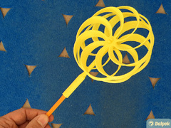Optical Illusion Pinwheel v2