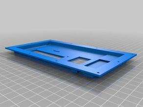 Modification de la boîte de contrôle (STL -> Fusion 360)