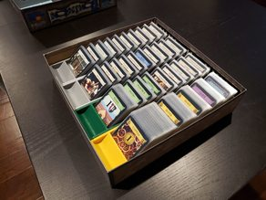 Dominion Card Organizer for Sleeved Cards