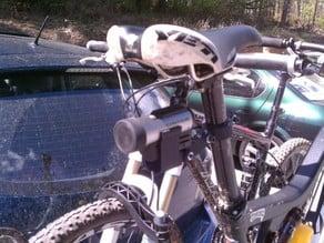 Rear-facing Bike Mount for Contour Camera