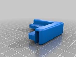 Dennerle Nano cube corner brackets and plug