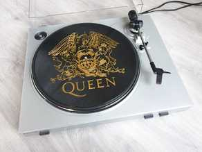 Queen Record player Dust Cover