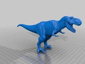 T-Rex ! Raaaaaaggghhhh!