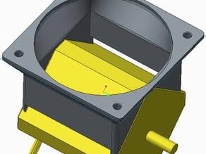 stepper motor fan/cooler (Nema) 60mm fan