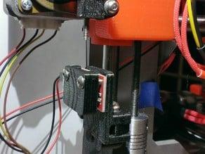PRUSA i3 10mm rod Z Stop Adjustable Assembly