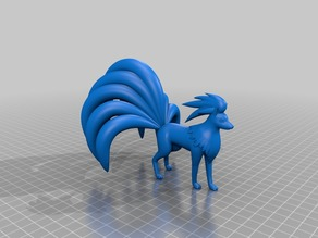 Ninetails pokemon