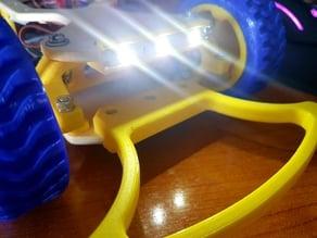 Head Lights for DIY RC Street Racing Car