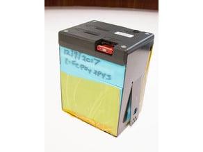 5AH 26650 4S2P 4.6Ah Battery Cassette LiFePO4
