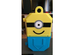 Minion Masc for Chemobox-Kimiobox / Mascara Mionion para Chemobox-Kimiobox
