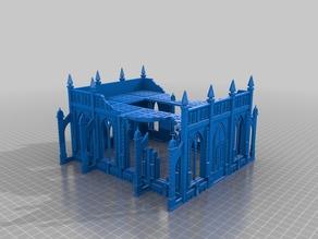 40K Mausoleum