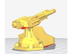 Battletech Turret/ Dropship Defense/Artillery