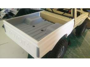 WPL C14 - Toyota Hilux - Truck bed