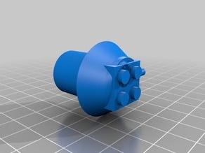lego tank grosstraktor turret 2