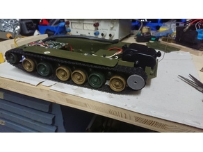 Henglong 1/24 Tank Wheel