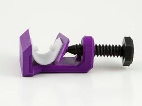 CR-10 Filament Spool Relocation Clamp