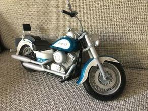 DragStar XVS650 V-Star Motorcycle