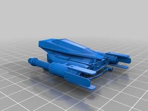 Z-90 Starspeeder for X-wing