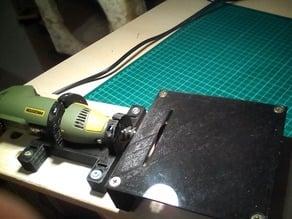 Proxxon FBS240 Cutting Table