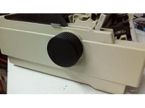 Knob for Epson dot matrix printer