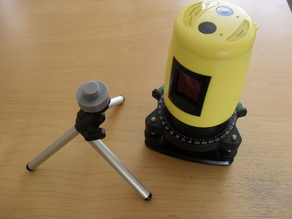 "Tripod Adapter 1/4"" to 5/8"" for Laser Level etc"