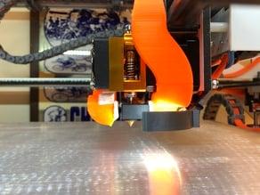 Folgerte Ft-6 parts LED light mount