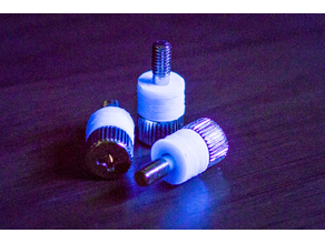Eurorack Thumbscrew Jackets