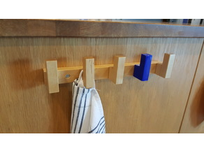 Replacement hook IKEA MOLGER