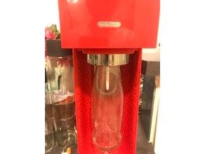 Sodastream to PET/Glass Bottle Adaptor (grabber)