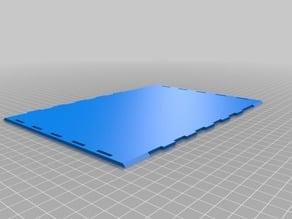 My Customized Easy Print & Fit Box - MPCNC control and PSU box