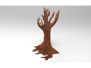 Tree Book end