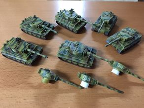 Tank accessory kit no 1