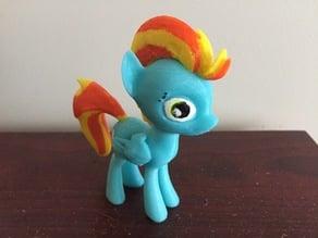 MLP Pony Lightning Dust