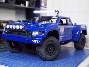 Axial Yeti Window Roll Up & Down