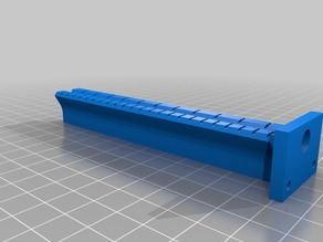 Filament Extrusion Ruler