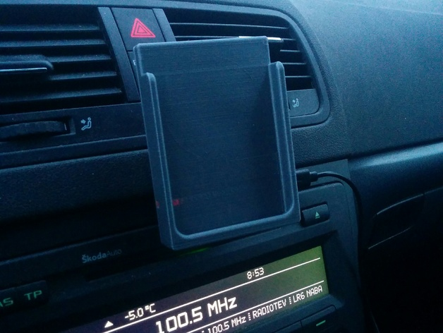 Nexus 5 Diy Car Wireless Charger Stand By Martinszb
