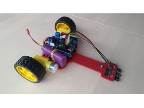 JJ1 - line follower robot