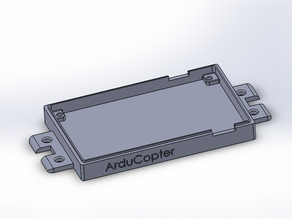 Arducopter, Ardupilot Mounting bottom case replacement