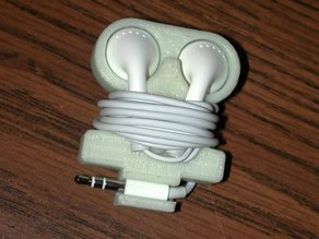 Apple Earbud Holder