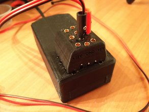 Dual Output Bench Power Supply