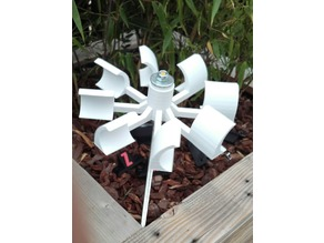 Wind Turbine 4 sizes