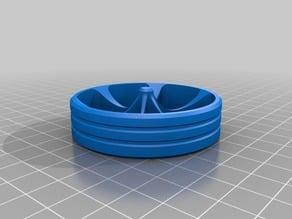 Wheel for Pololu Micro Metal Gearmotor