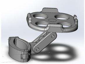 3D Connexion Mouse holder