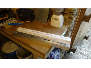 Gingery Lathe Bed And Foot