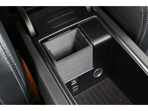 armwrest phone cradle replacement box for BMW vehicles